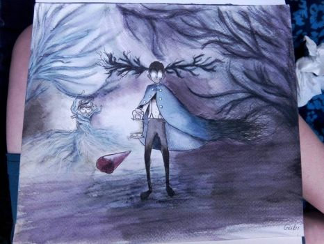 Beast Wirt by timelordoftherings