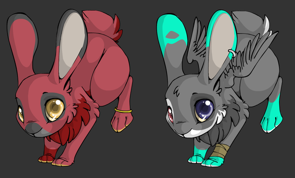 Bunny Adopts [CLOSED] by Silvermoon160