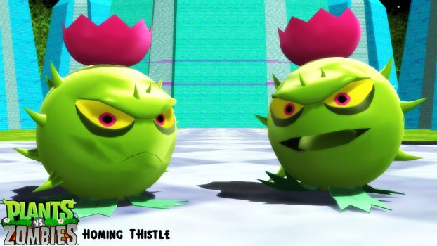 (MMD Model) Homing Thistle Download by SAB64