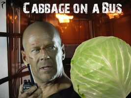Cabbage on a Bus by RavengerX