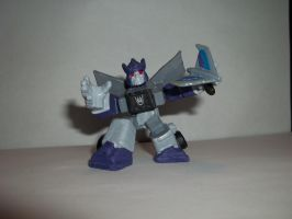 TRANSFORMERS ROBOT HEROES OCTANE!!! by alx333