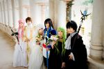 Code Geass Couples by SilentCircus90
