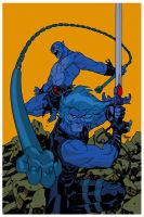 ThunderCats by Devilpig