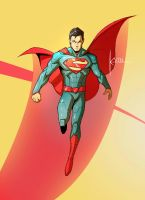 New 52 - Superman by COLOR-REAPER