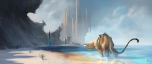 Way Home by Vindrea