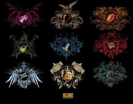 A World of Warcraft Wallpaper by Deathkr
