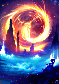 World of Firefox by ryky