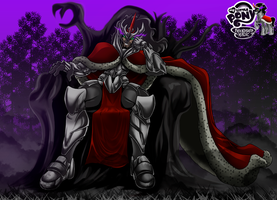 king Sombra my version by mauroz