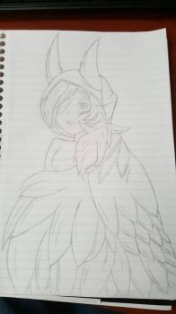 Xayah- The Rebel (Updated) by ShadowTunk11