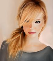 Candice Accola by Fabielove