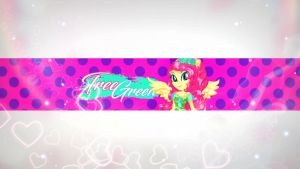 YT Wallpaper For Tree Green :3 by MlpSunsetDash