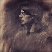 Charcoal Portrait 1-30-2014 by HoustonSharp
