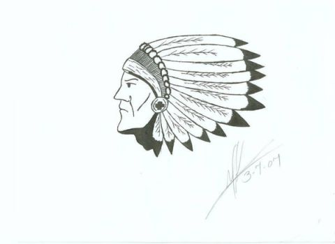 Seminole Indian by jessica123456789