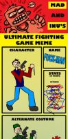 Ultimate Fighter FUCK-MAN by PhiTuS