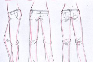 Tutorial: Clothes and Folds by kitten-chan