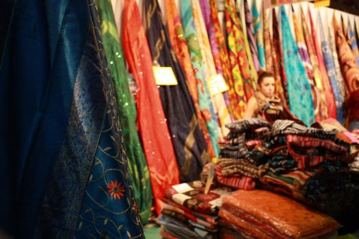 Indian Cloth by Verdianapeace