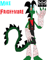 Mike fightmare new Look ! by Mikefrightmare