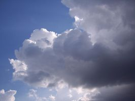 Clouds 007 by rushpoint-stock