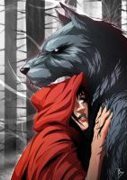 Red riding hood by TBoy85