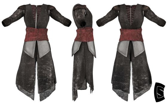 Assassin's Creed Aguilar Tunic 2 by Yowan2008