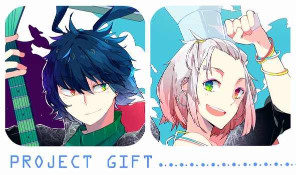 Project Gift preview by Juupion