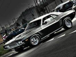 1972.dodge.challenger. by AmericanMuscle