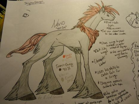 Nerio - Basic Concept by Bells-SnowPaws