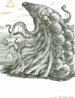 Hastur The Unspeakable by John-O
