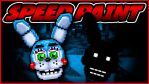 Adventure Toy Bonnie - SPEEDPAINT - FNAF World by GEEKsomniac