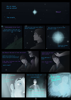 Among the Stars - 1 by Blitzz09