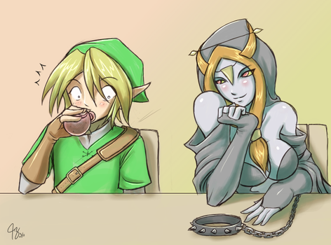 For Old Time's Sake - Neh? by Claymore32