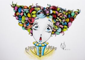 Candy Queen by we-like-you