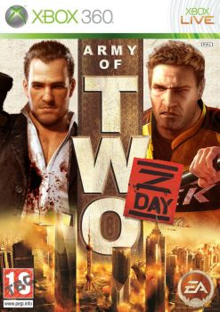 ARMY OF TWO - Z DAY by NikeW