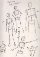 Proportions Practice Sheet by TheCuttlefishCaptain