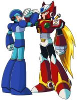 X and Zero by 0-Gryphus-0