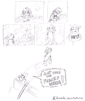 A Silly Korra Comic by Periezade