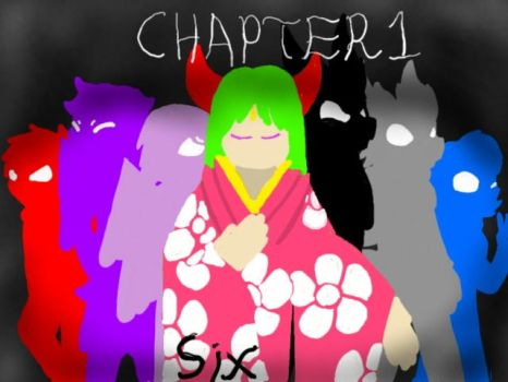 Serene Chapter One Cover by Pokecat624