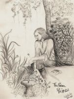 The Forlorn Prince by Jen7waters