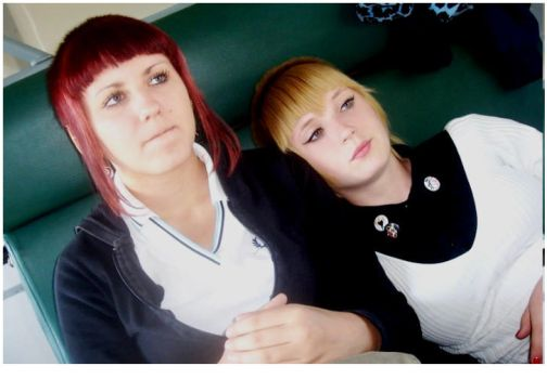 Skinhead Girls. by Poland-skinheadGirls