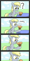 Derpy's first time by 041744