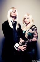 Hp: Lord and Lady by Mimi-McCmuffin