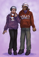UWII Cold Weather Gear by ErinPtah