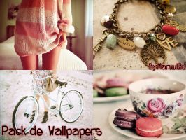 Pack de Wallpapers by Maruul26