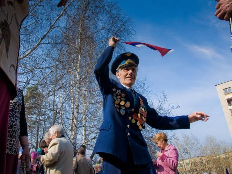 The Victory Day by debagger