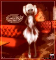 You find me cute ? L4D by LuckyXClover