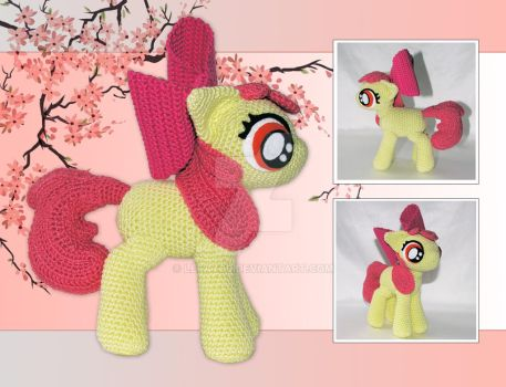 Applebloom other views by LeFay00