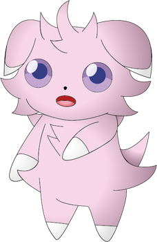 Shiny Espurr by NIGHTSandTAILSFAN