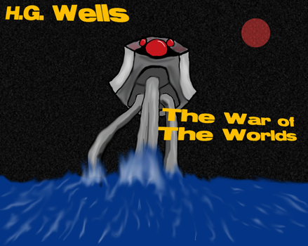 The War of the Worlds by Nephilim-X
