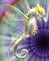 Seahorse Fairy by ST753M