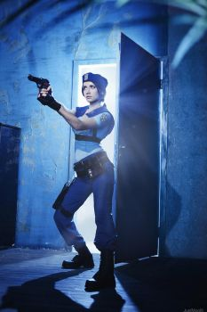 Biohazard: Jill Valentine by Narga-Lifestream